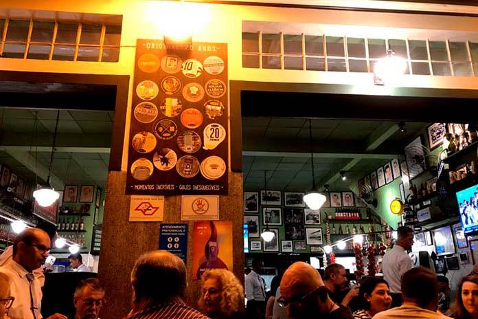 Ambiente do Bar Original