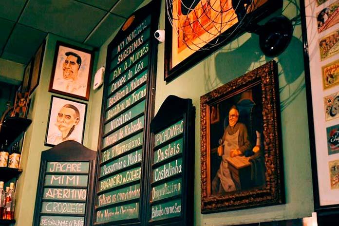 Bar Original em Moema, São Paulo