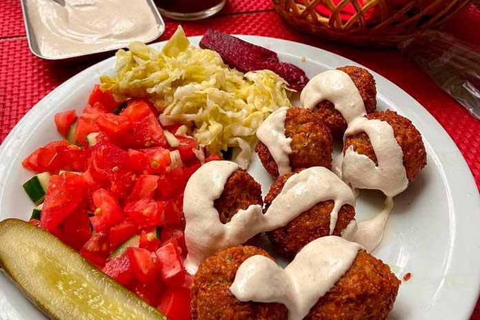Falafelit Malka