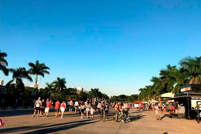 Food Trucks do Parque Villa Lobos