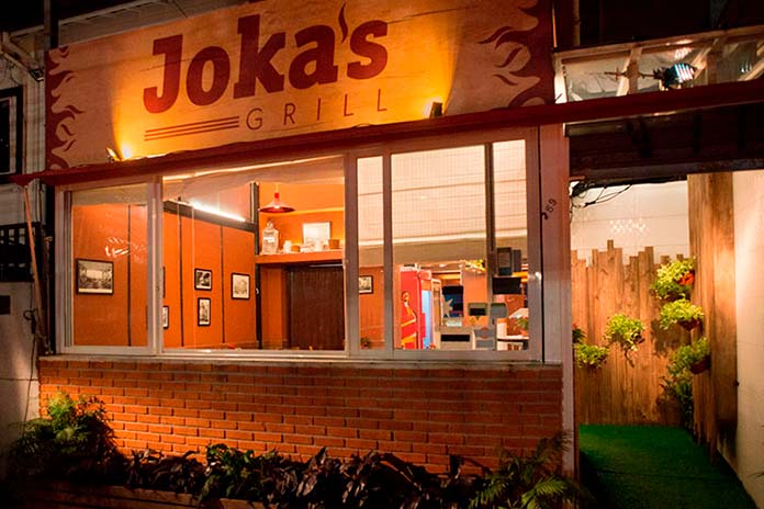 Joka's Grill