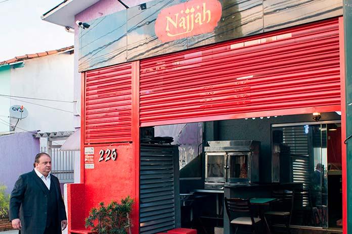 Restaurante Najjah