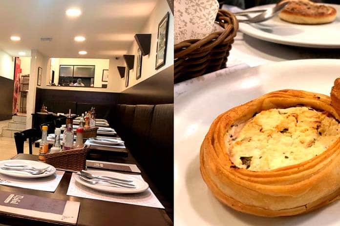 Restaurante de Comida Árabe Raful