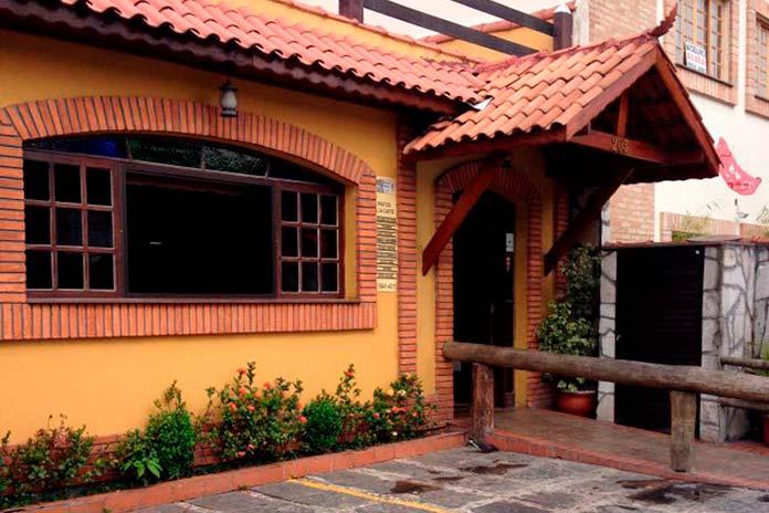 Restaurante Varanda Mineira, em São Paulo