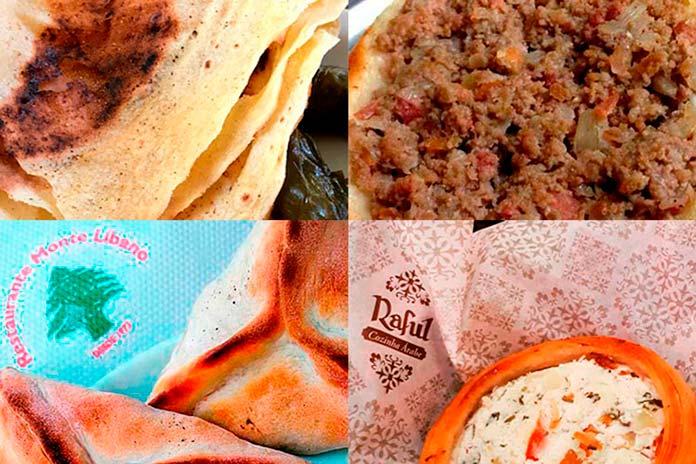 Restaurantes de Comida Árabe em SP