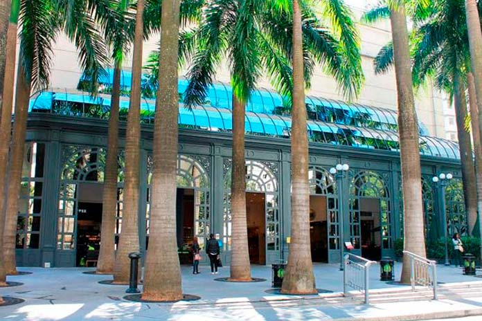 Shoppings no Centro de SP