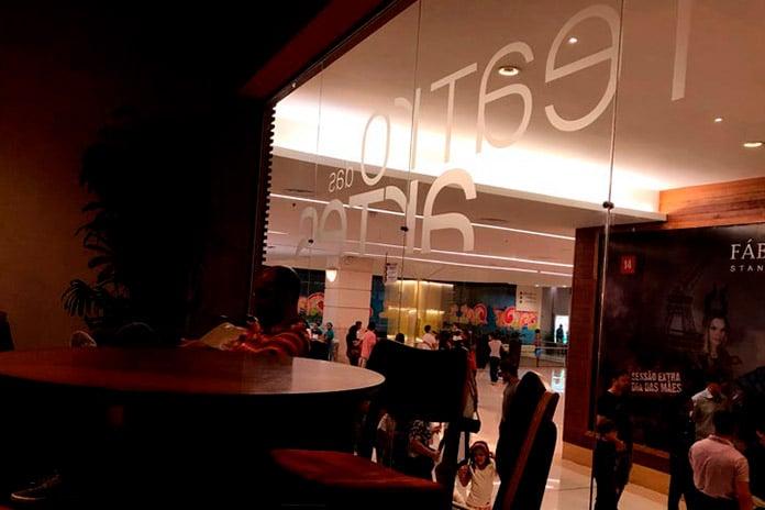 Teatro das Artes, Shopping Eldorado em SP