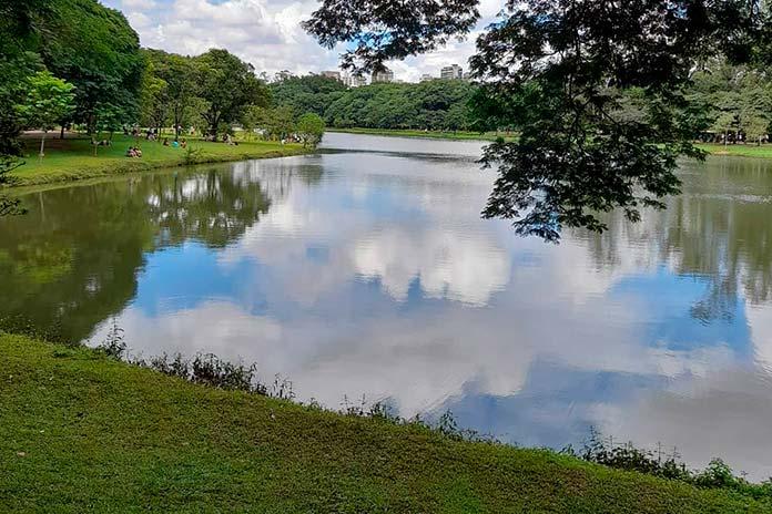 Parques de São Paulo SP