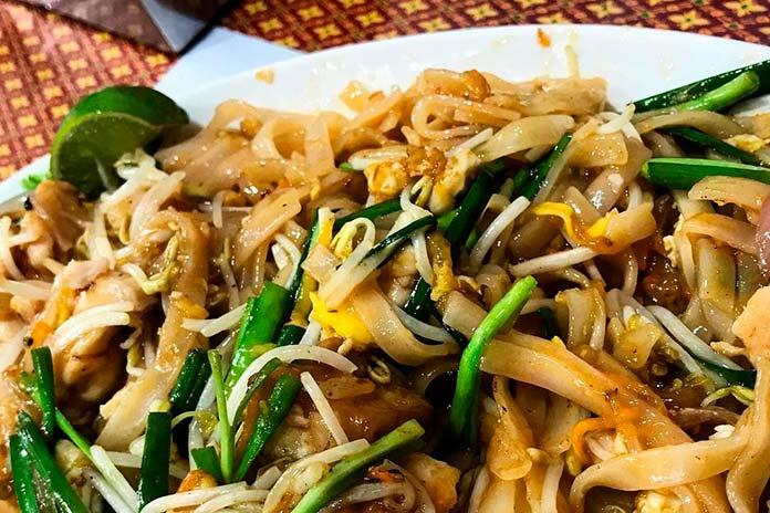 Restaurantes Tailandeses SP