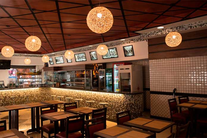Restaurante Estrela de Roma