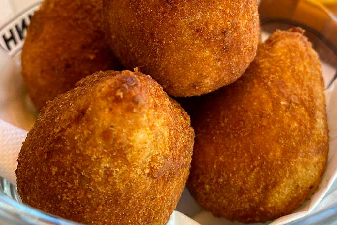 Coxinha do Bar Original