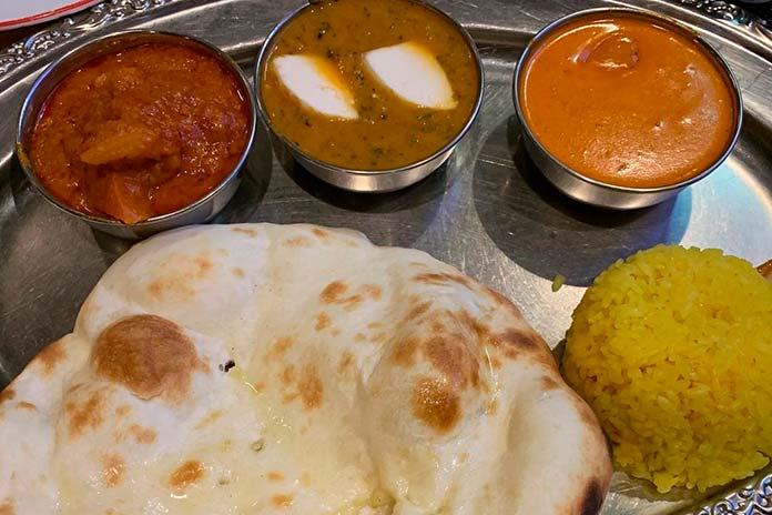 Restaurantes Indianos
